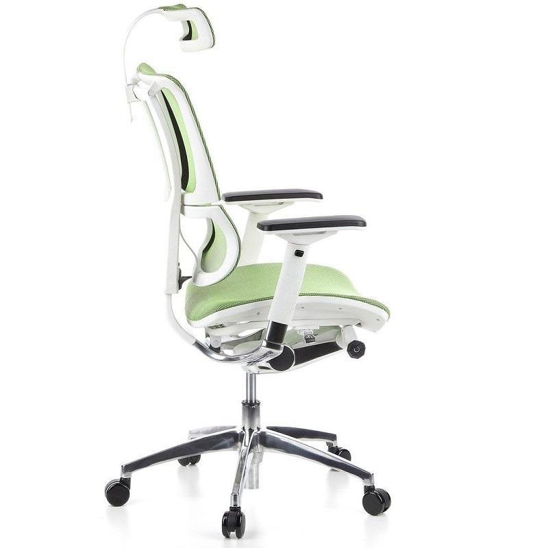 MIRUS irodai forgószék - lime zöld
