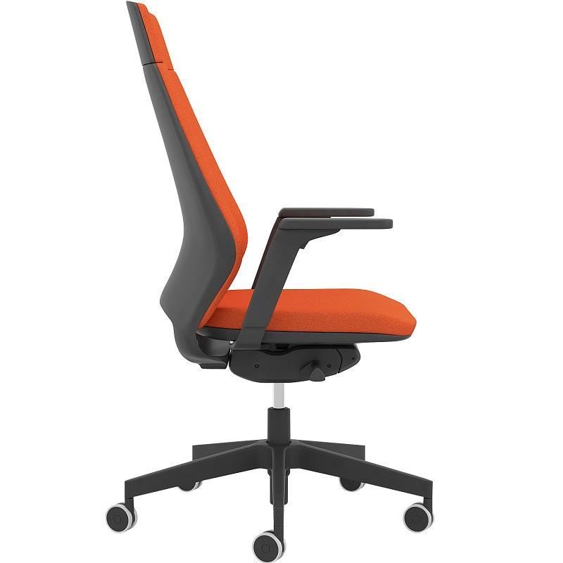 1890 INFINITY szék narancs színben