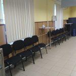 Hivatalba való székek
