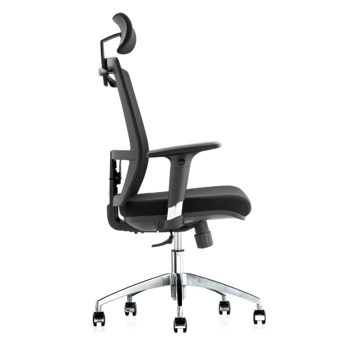 Rögzíthető hintamechanikás szék munkához