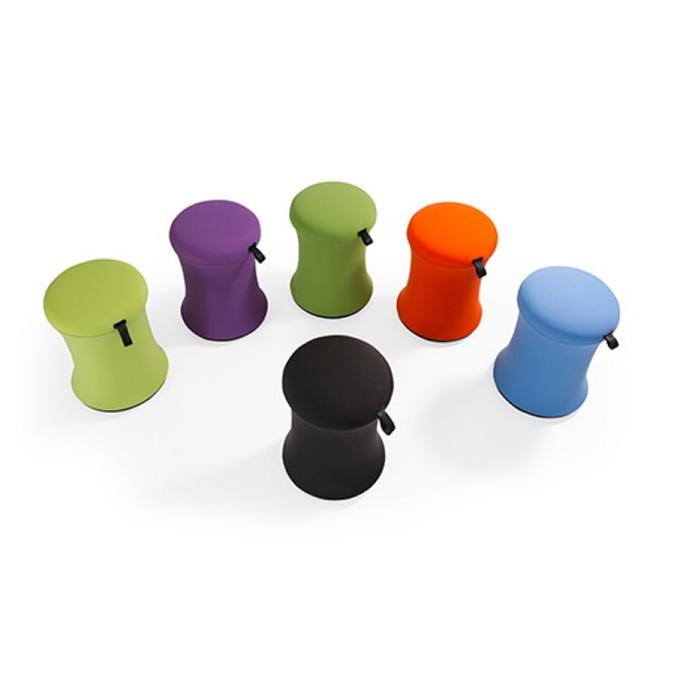 ACTIWORK balansz puffok több színben
