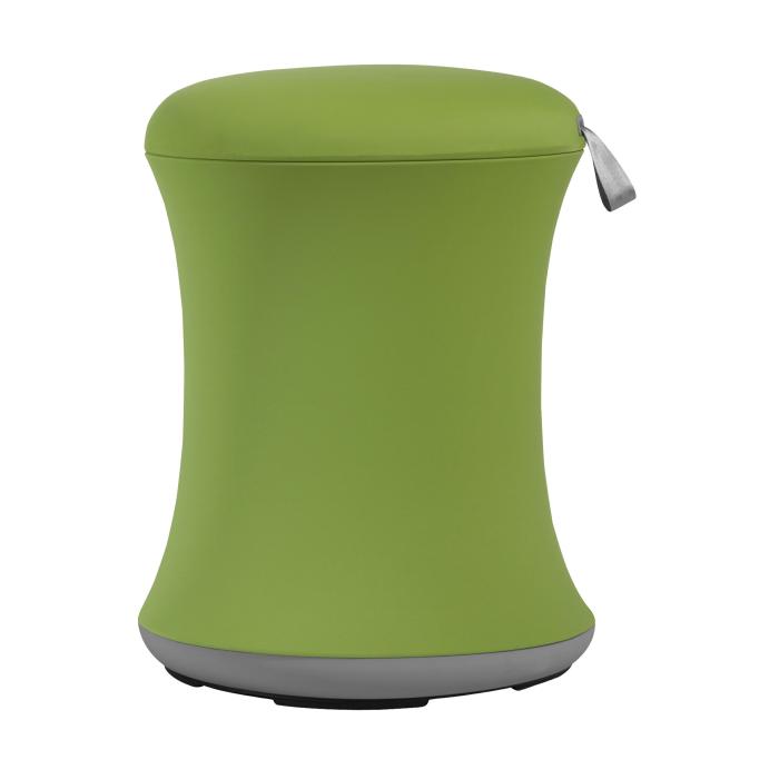 ACTIWORK puff zöld színben