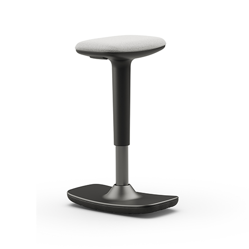 FITZONE álláskönnyítő szék fekete színben
