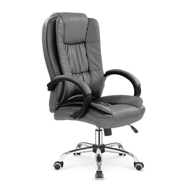 szürke irodai szék