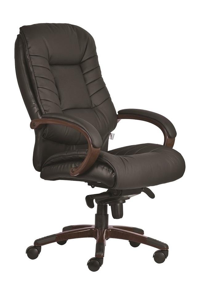 BUFFALO valódi bőr irodai fotel