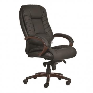 BUFFALO bőrből készült főnöki szék