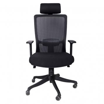 Fejtámlás szék irodai munkához