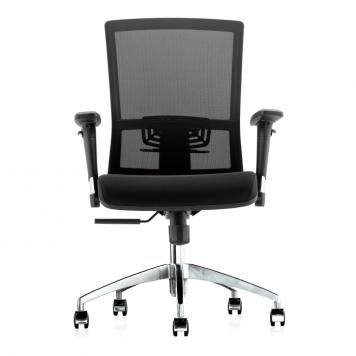 Ergonómikus szék fekete színben