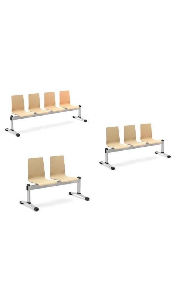 ELENA várótermi pad 2-3 vagy 4 üléssel