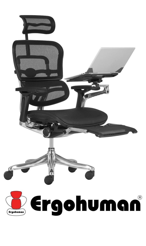 ERGOHUMAN PLUS prémium ergonomikus forgószék