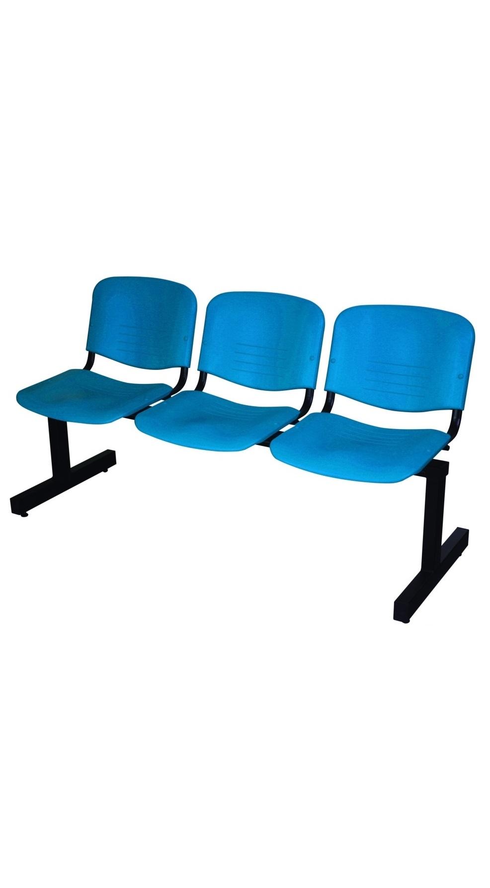 ISO COLORPLAST várótermi pad 2-3 vagy 4 üléssel