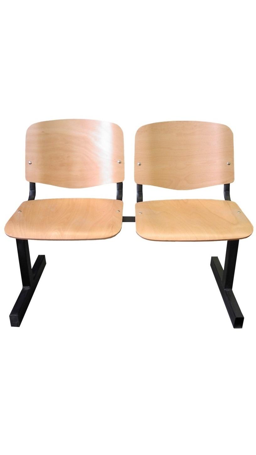 ISO WOOD várótermi pad 2-3 vagy 4 üléssel