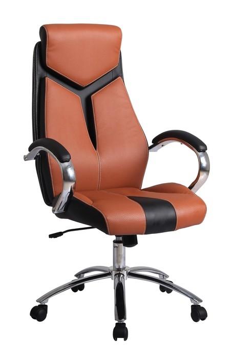 OLIVER irodai fotel fém karfával