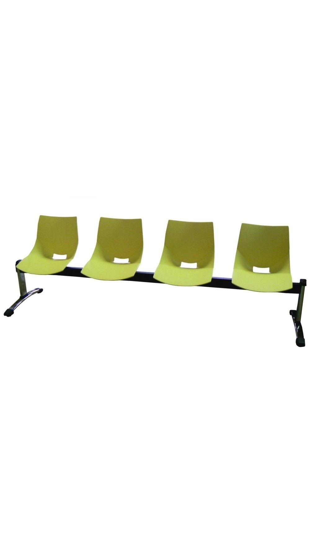 SHELL várótermi pad 2-3-4 vagy 5 üléssel