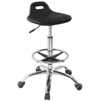 Lábtartó gyűrűvel ellátott szék